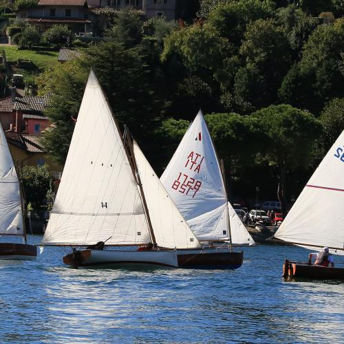 Events VINTAGE SAILS ON THE LAKE- 2016 EDITION
