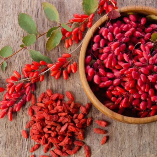 Well-being GOJI BERRIES: AN ALTERNATIVE WAY TO GET INTO SHAPE