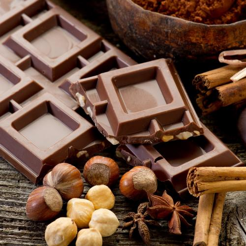 Food And Wine CHOCOLATE: A TYPICALLY ITALIAN TREAT