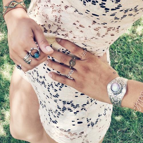Moda GIOIELLI: E' GYPSIE REVIVAL