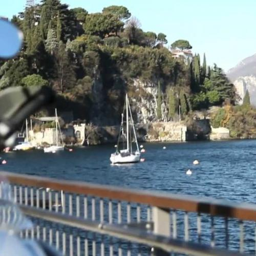 Art Of Living LAKE COMO ON TWO WHEELS