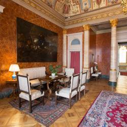 Grand Hotel Villa Serbelloni   inner detail