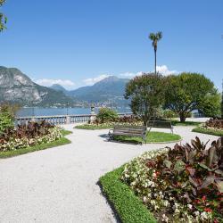 Grand Hotel Villa Serbelloni   garden