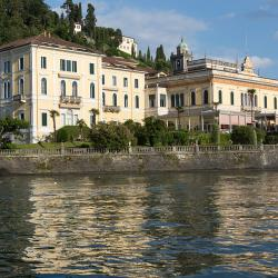 Grand Hotel Villa Serbelloni    by lake