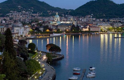 The City of Como