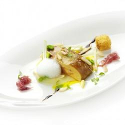 Mistral Restaurant, haute cuisine and molecular cuisine #9