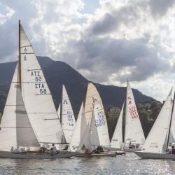 Period and Classic Sailing Boats Grand Hotel Villa Serbelloni Trophy #1