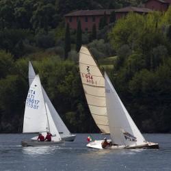 Period and Classic Sailing Boats Grand Hotel Villa Serbelloni Trophy #2