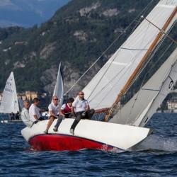 Period and Classic Sailing Boats Grand Hotel Villa Serbelloni Trophy #3