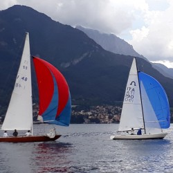 Period and Classic Sailing Boats Grand Hotel Villa Serbelloni Trophy #4