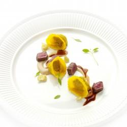 Mistral Restaurant, haute cuisine and molecular cuisine #12