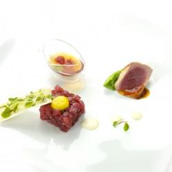 Mistral Restaurant, haute cuisine and molecular cuisine #14